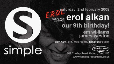 Flier icon: Simple, Oxford.