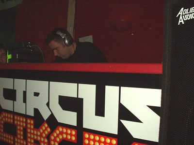 James Weston at Circus in Liverpool among the winners of Yousef's DJ competition